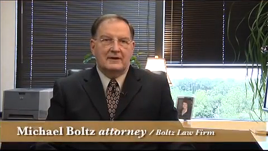 Michael Boltz Attorney at Law representing Precision Realtry