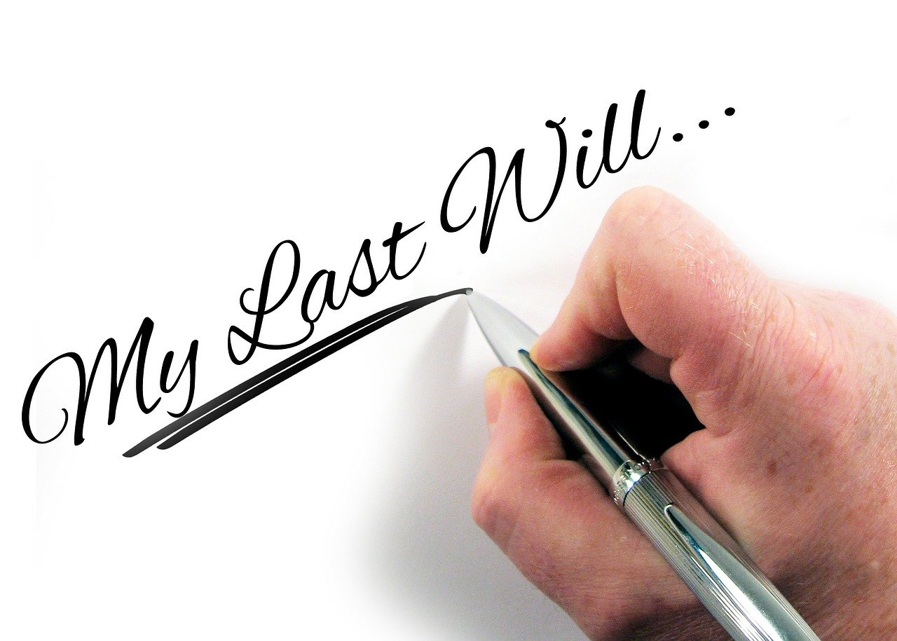 wills - Probate - estate law